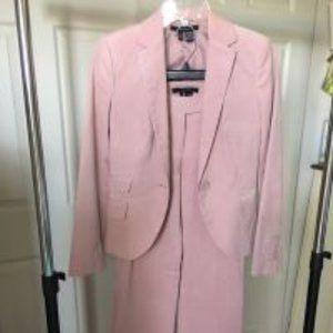 Zara – Pink Suit